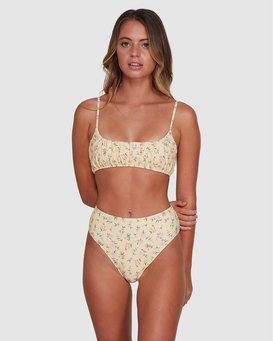 PRETTY MOON GATHERED BRALETTE  ABJX300345