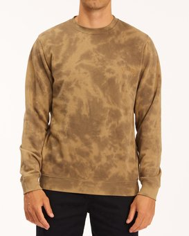 WAVE WASHED CREW  ABYFT00152