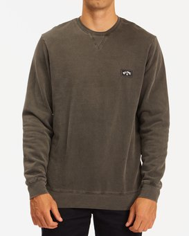 WAVE WASHED CREW  ABYFT00236