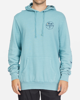 WAVE WASHED PULLOVER COASTER  ABYFT00303