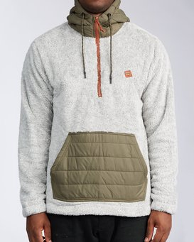 BADGER HALF ZIP  ABYKT00100