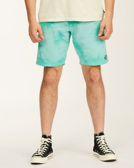 WAVE WASHED SHORT  ABYWS00160