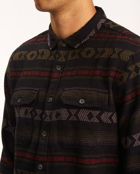 OFFSHORE JACQUARD FLANNEL  ABYWT00135