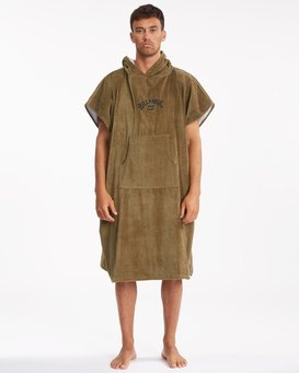MENS HOODED TOWEL  ABYWW00116