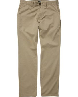 CARTER STRETCH CHINO  B3143BCS