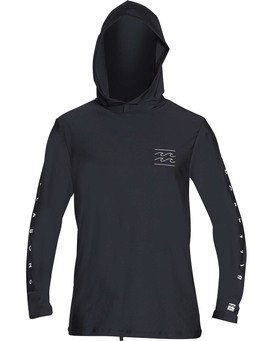 UNITY HOODED LF LS  BR52TBUH