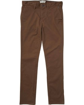 New Order Chino Pants  F1PT01BIF7