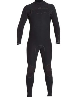 3/2 Furnace Carbon Ultra Japanese Neoprene Chest Zip Wetsuit  F43M10BIF7