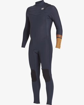 3/2 Revolution Tribong Chest Zip Wetsuits  F43M16BIF7