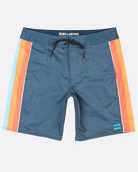 """D Bah Lo Tides 18"""" Boardshorts  H1BS06BIP8"""