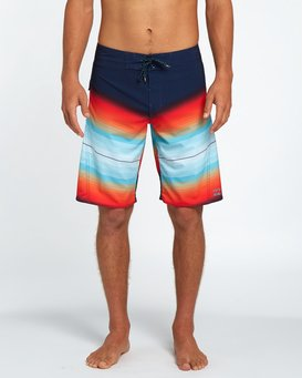 "Fluid X 21"" Boardshorts  H1BS11BIP8"