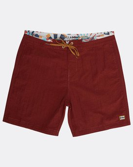 "All Day Lo Tides 17"" Boardshorts  H1BS21BIP8"