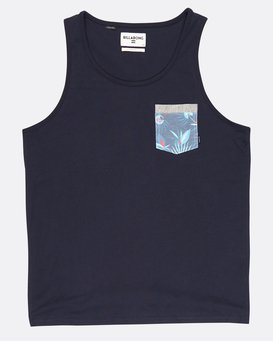 All Day Printed Tank  H1JE02BIP8