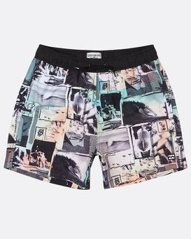 "Sundays Laybacks 16"" Boardshort  H1LB13BIP8"