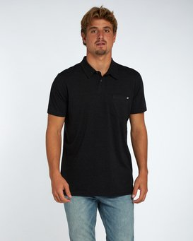 Standard Issue Polo  H1PP01BIP8