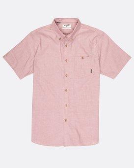 All Day Oxford Shirt  H1SH01BIP8