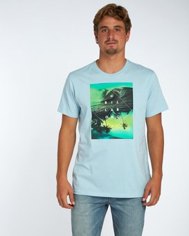 Cross Section T-Shirt  H1SS06BIP8