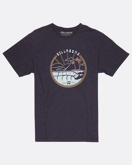 Along The Road Organic Cotton T-Shirt  H1SS12BIP8