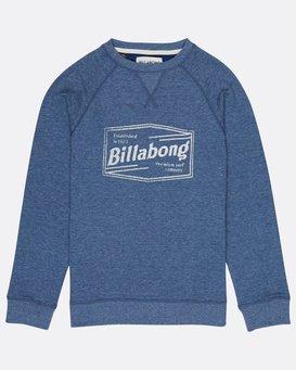 Boys Labrea Crew Sweatshirt  H2CR01BIP8