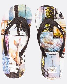 Boys Tides Sandals  H2FF02BIP8