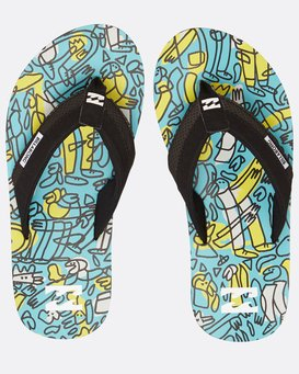 Boys Slappy Sandals  H2FF03BIP8