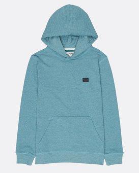 Boys All Day Pullover Sweatshirt  H2FL03BIP8