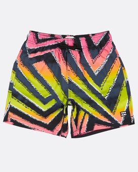"Boys Never Surfed 14"" Laybacks Boardshort  H2LB01BIP8"