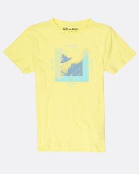 Boys Thrashed Air T-Shirt  H2SS05BIP8