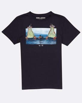 Boys Twin Peak T-Shirt  H2SS08BIP8