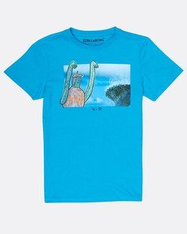 Boys Wizard T-Shirt  H2SS09BIP8