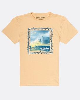 Boys Reverse Tribe T-Shirt  H2SS10BIP8