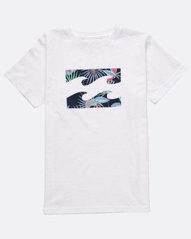 Boys Team Wave T-Shirt  H2SS14BIP8