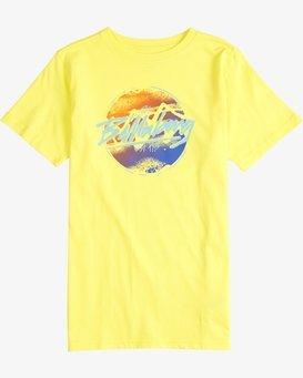 Boys Spray Quest T-Shirt  H2SS19BIP8