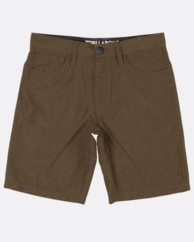 Boys Outsider Submersibles Walkshort  H2WK02BIP8