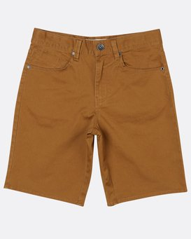 Boys Outsider 5 Pocket Walkshort  H2WK04BIP8