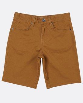 Boys Outsider 5 Pocket Walkshort  H2WK04BIP8