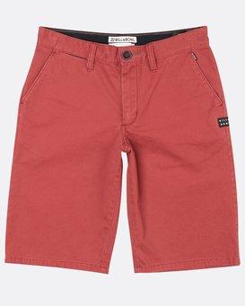 Boys New Order Walkshort  H2WK05BIP8