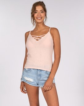 Carry On Knit Tank  H3KT14BIP8