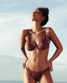 Way To Love Wired Bikini Top  H3ST26BIP8