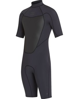 2/2 Absolute Comp Flatlock Back Zip Springsuit  H42M09BIP8