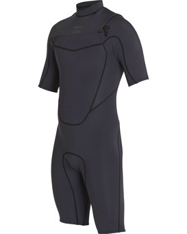 2/2 Absolute Comp Gbs Chest Zip Springsuit  H42M12BIP8