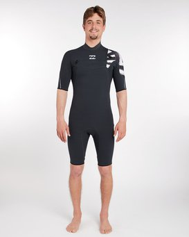 2/2 Furnace Pro Chest Zip Spring Wetsuit  H42M15BIP8