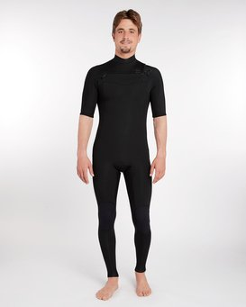 2/2 Revolution Dbah Gbs Chest Zip Spring Wetsuit  H42M17BIP8