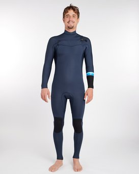 3/2 Revolution Dbah Chest Zip Wetsuit  H43M12BIP8