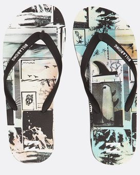 Tides Frame Sandals  H5FF07BIP8
