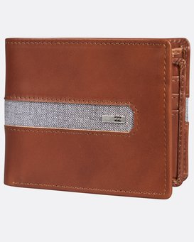 D Bah Leather Wallet  H5LW02BIP8