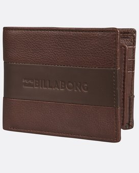 Tribong Leather Wallet  H5LW03BIP8