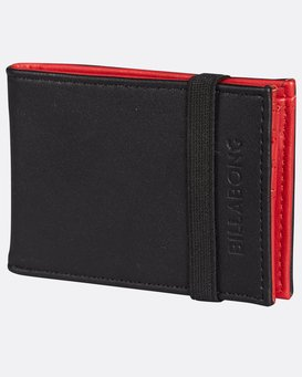 Locked Slim Wallet  H5WM05BIP8