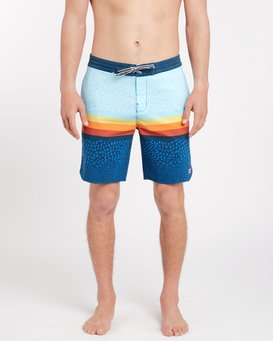 Fifty 50 Lo Tides 18'' Boardshorts  J1BS08BIS8