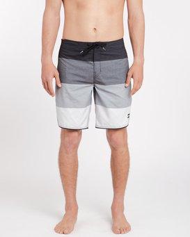 73 Originals Stripe 19'' Boardshorts  J1BS12BIS8